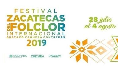 Con énfasis especial en danza, fiestas tradicionales y música, este año se llevará a cabo la edición 23 del Festival Zacatecas del Folclor Internacional, donde se podrá disfrutar de las más ricas y variadas expresiones artísticas