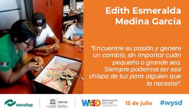 Edith Esmeralda Medina García