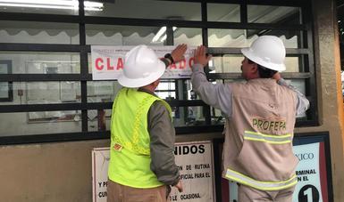 Clausura Profepa de manera temporal las instalaciones de Grupo México en la API Guaymas
