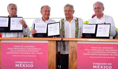 El Secretario de Turismo del Gobierno, Miguel Torruco Marqués, presentó al Presidente, Andrés Manuel López Obrador, el Plan de desarrollo turístico de esa región, enfocado principalmente a detonar su potencial en Ecoturismo y Turismo de Aventura.