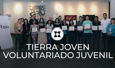 El voluntariado juvenil contribuye al fortalecimiento de la integración regional de los países de la Alianza del Pacífico (Chile, Colombia, México y Perú), mediante la cooperación de jóvenes de 18 a 30 años en zonas vulnerables.