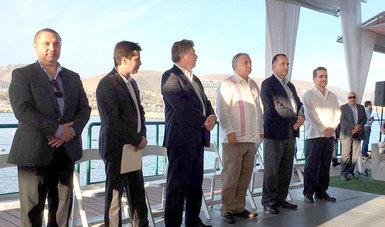 El Secretario de Turismo del Gobierno de México, Miguel Torruco Marqués, participó en la ceremonia de inauguración de la edición 29 de las Fiestas de la Vendimia que cada año se celebran en Ensenada, Baja California.