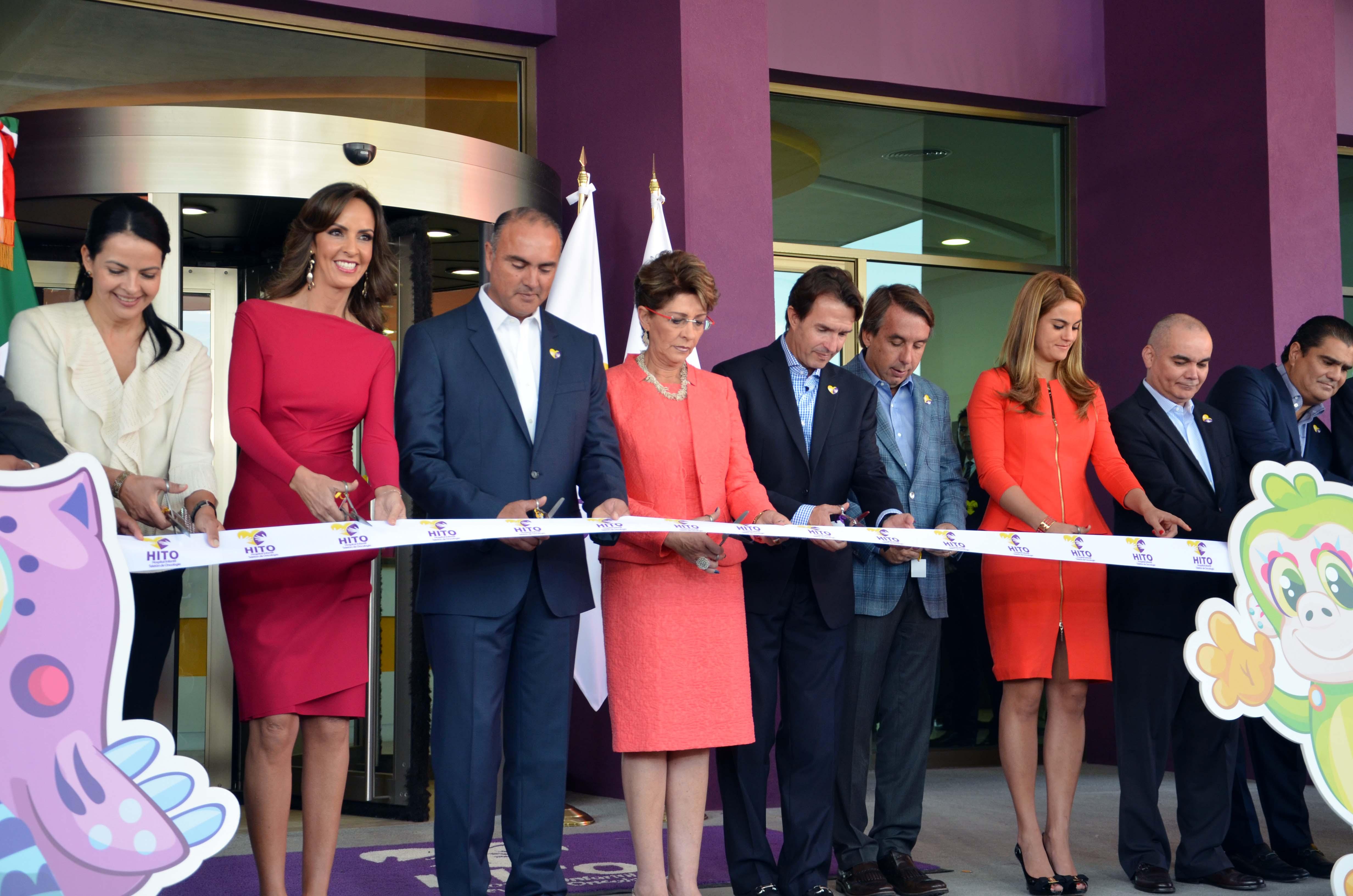Inauguración el Hospital Infantil Teletón de Oncología
