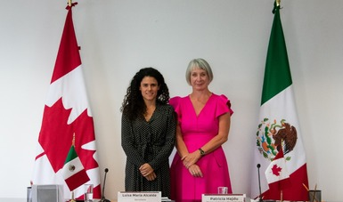 STPS y Canadá cooperarán para crear un Grupo de Trabajo  y fortalecer la instrumentación de la Reforma Laboral