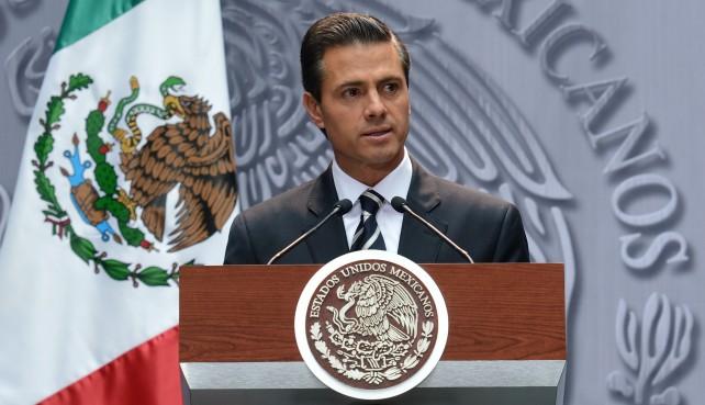 El Presidente de la República, Enrique Peña Nieto, externó su indignación y consternación por los hechos registrados en el municipio de Iguala, Guerrero.