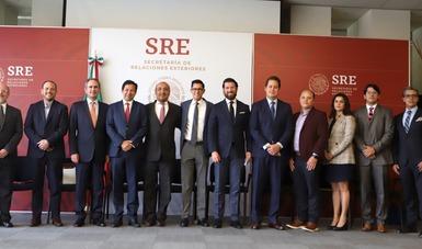 La SRE, empresarios y organizaciones de la sociedad civil se unen para la atención y protección de niños, niñas y adolescentes migrantes