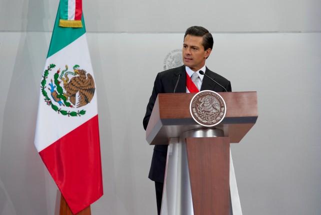 El Presidente Peña Nieto puntualizó que todos los beneficiarios del Programa Oportunidades seguirán recibiendo los apoyos que han tenido hasta hoy