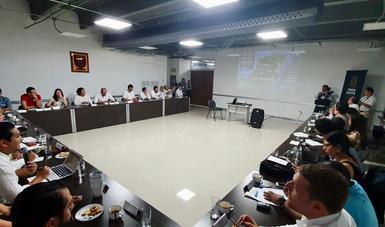 Gira de trabajo en Mérida