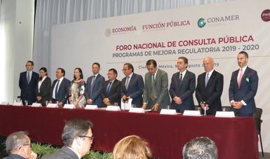 Foro Nacional de Consulta Pública
