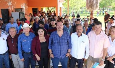 Desarrolla en la entidad diversos componentes del programa de Fomento a la Productividad Pesquera y Acuícola, de los que ya ha aplicado 300 millones de pesos.