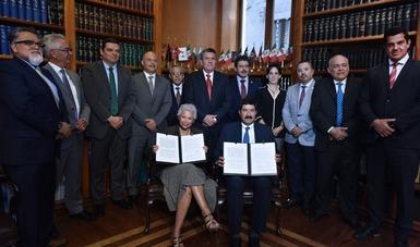 Secretaria de Gobernación, Olga Sánchez Cordero