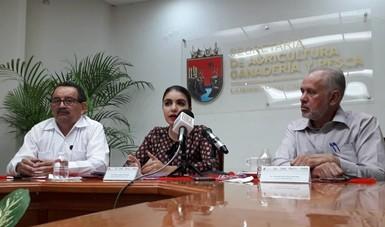 Los funcionarios coincidieron en que es prioritario atender las necesidades de los productores con innovaciones tecnológicas