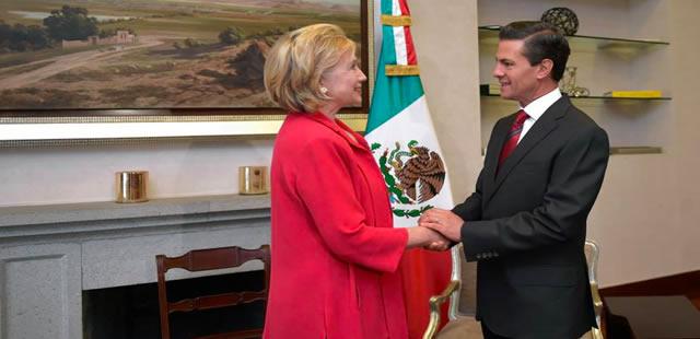 Coincidieron en que las reformas estructurales aprobadas en México tendrán un impacto muy importante en la prosperidad de nuestro país y de América del Norte.