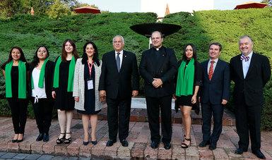 Inaugura el Secretario de Turismo Miguel Torruco Marqués la cuarta edición del Congreso Internacional de la Asociación Femenil de Ejecutivas de Empresas Turísticas (AFEET), en la Universidad Anáhuac.