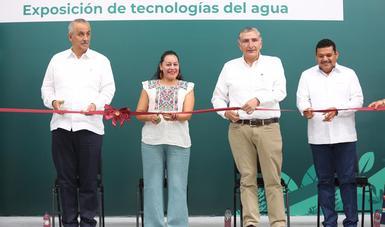 Muestran a productores y técnicos de Sembrando Vida tecnologías para el mejor aprovechamiento del agua