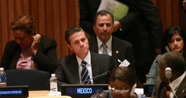 Subrayó que México le ha dado un importante espacio a este fenómeno en las reformas estructurales, sobre todo en la Reforma Energética, la cual incorpora en la Constitución el criterio de sustentabilidad.