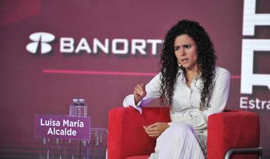 Jóvenes Construyendo el Futuro es un cambio en la forma de hacer política social: Luisa Alcalde