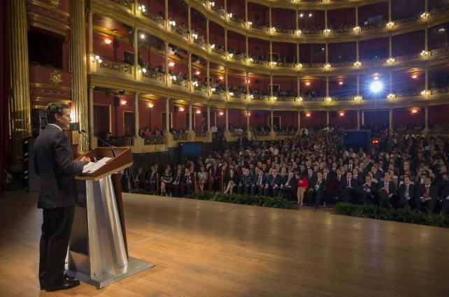 Agregó que por el potencial de esta actividad, el Gobierno de la República ha definido al turismo como un sector de la mayor relevancia.
