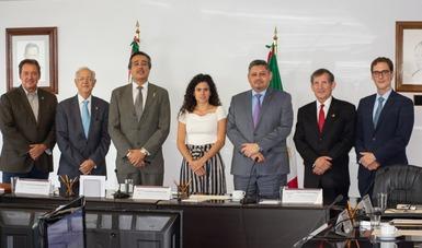 Centro Federal de Conciliación y Registro Laboral entrará en operación en 2020: Luisa Alcalde