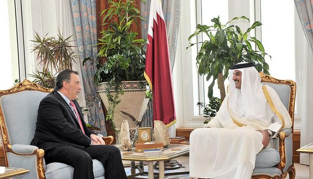 Concreta México acercamientos con Qatar