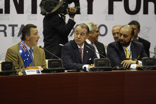 El canciller clausuró el Foro Parlamentario Asia-Pacífico, en Puerto Vallarta