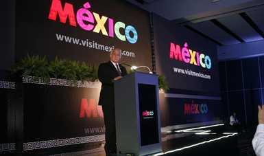 La administración del Presidente López Obrador establecerá una plataforma digital integral que transformará la industria turística del país, con la participación de empresas, medios y organizaciones nacionales e internacionales.