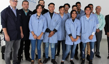 MD Elektronik reconoce el gran desempeño de estudiantes guanajuatenses