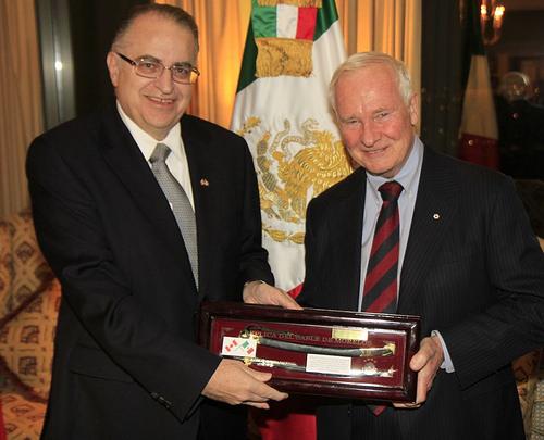 México y Canadá conmemoran 70 años de relaciones diplomáticas