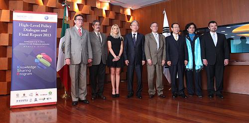 México y la República de Corea se consolidan como socios estratégicos en cooperación para el desarrollo