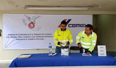 Se llevó a cabo la primera consulta para la legitimación de contrato colectivo de trabajo en Atotonilco de Tula, Estado de  Hidalgo