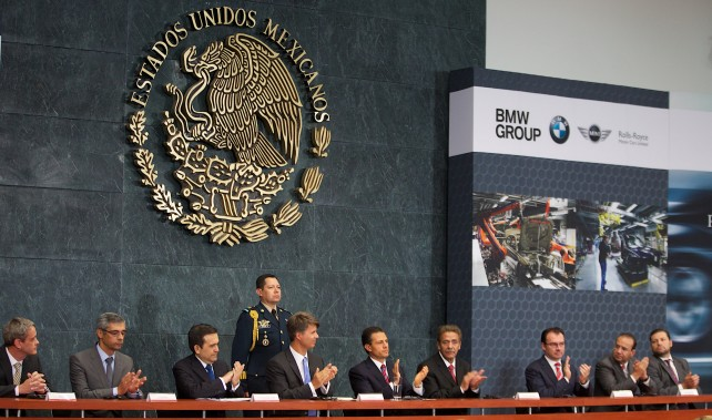 México es un atractivo destino para invertir, y una de las plataformas más competitivas para producir y exportar vehículos y autopartes