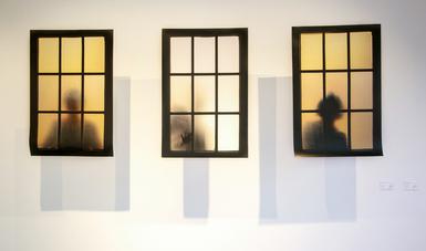 "Inauguración de la exposición ""Existencia Velada"" de Pedro González"