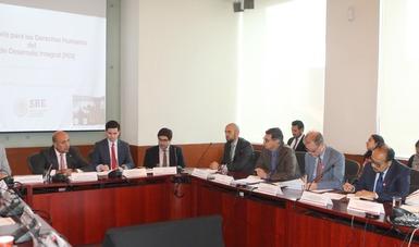 Se instala el Observatorio de Derechos Humanos del Plan de Desarrollo Integral de El Salvador-Guatemala-Honduras- México