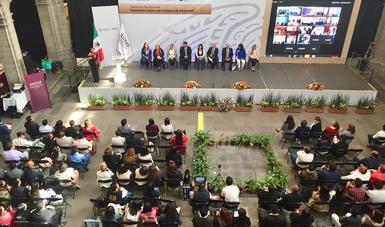 Seminario organizado por el SNDIF.