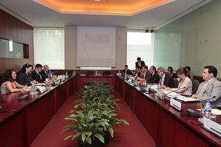 V Reunión del Mecanismo de Consultas Políticas México-Rumania