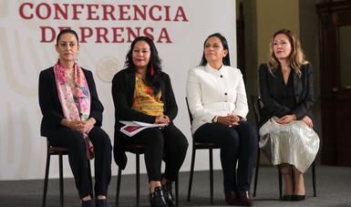 Entrega de apoyos a los adultos mayores registra avance de 93.6%: María Luisa Albores González