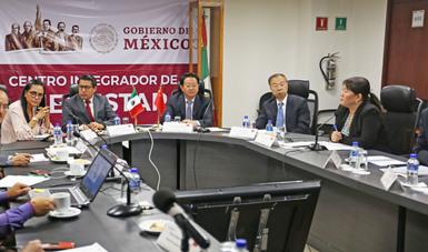 China y México dispuestos a renovar cooperación para el bienestar