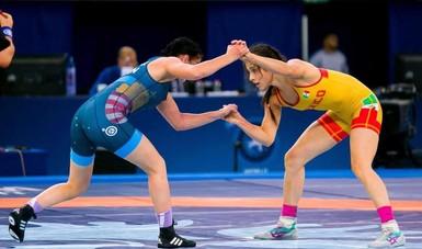 La hidalguense quiere subir al podio y ser la primera en conquistar una medalla en el certamen de esta categoría.