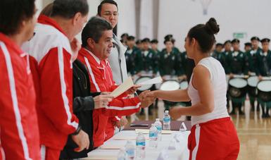 La Escuela Nacional de Entrenadores Deportivos celebrará en octubre su aniversario 35.