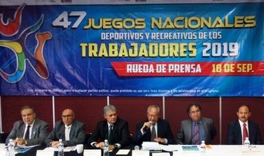En la edición 47 del certamen participarán mil 600 participantes, en Oaxtepec, Morelos.