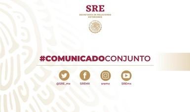 México y Uruguay ratifican postura a favor del diálogo para una solución pacífica en Venezuela