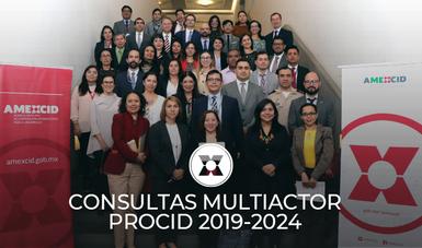 Consultas Multiactor para el diseño del Programa de Cooperación Internacional para el Desarrollo (PROCID) 2019-2024