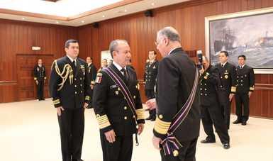 Almirante Secretario