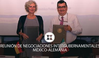 Reunión de Negociaciones Intergubernamentales           México-Alemania