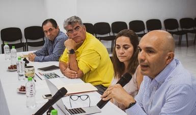 En coordinación con organizaciones pesqueras y de la sociedad civil, la Comisión Nacional de Acuacultura y Pesca(Conapesca) acuerda incluir acciones específicas de mejoramiento al sector en su Programa Nacional de Pesca y Acuacultura Sustentable 2019-2024