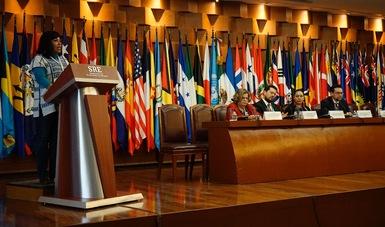 Tercera Reunión de la Conferencia Regional sobre Desarrollo Social de América Latina y el Caribe de la CEPAL.