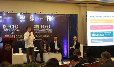 Participa Profeco en foro Iberoamericano de Protección al Consumidor