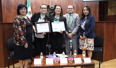 Rocío García Pérez, titular del SNDIF, subrayó que el organismo es un activo promotor de la lactancia materna.