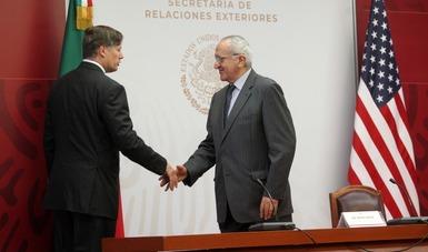 México y EE. UU. refuerzan su compromiso en cooperación académica, científica y educativa