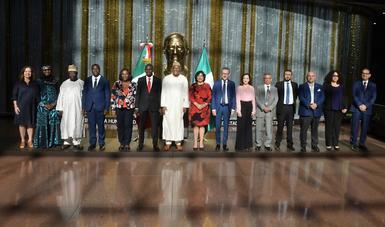 México y Nigeria comparten experiencias y buenas prácticas en materia de corrupción